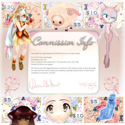 [MMD] Commissions are Open!~