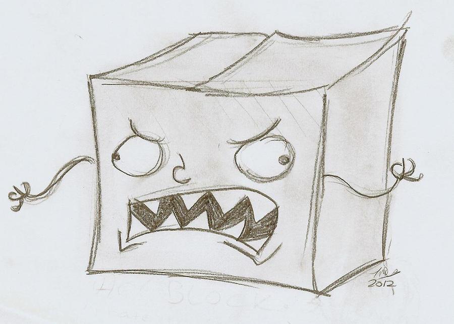 Artists block by splee568