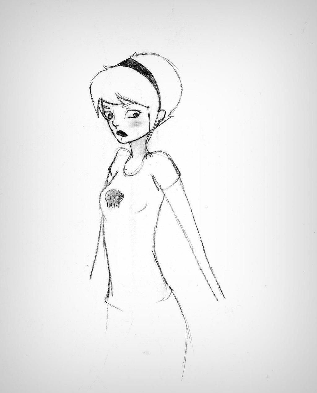 Miss Lalonde WIP by splee568
