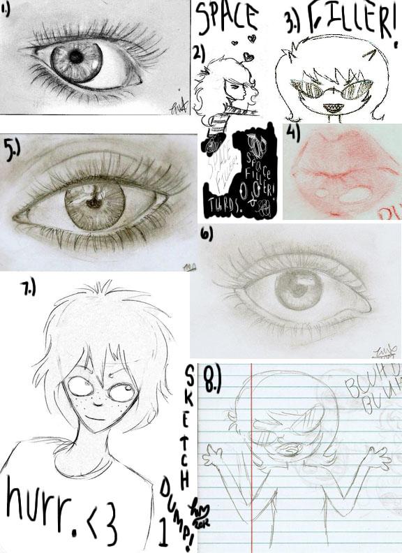 Sketchdump1 by splee568