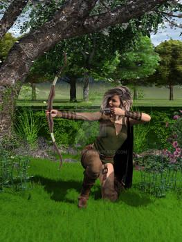Herwood Forest - Robyn Hood