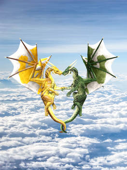Dragons - Lovers