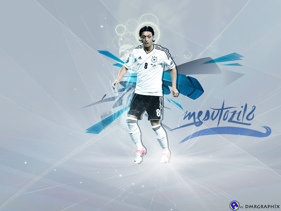 Mesut Ozil Wallpaper By Napolion06 On DeviantArt