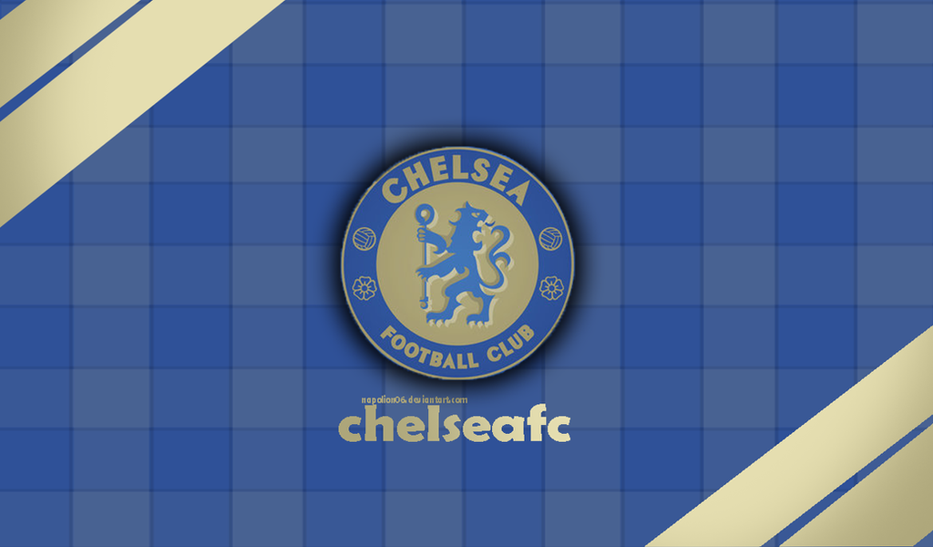 Chelsea Fc Wallpaper By Napolion06