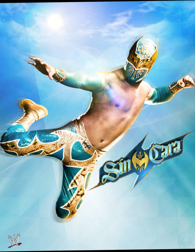 Sin Cara Poster By Napolion06 On Deviantart