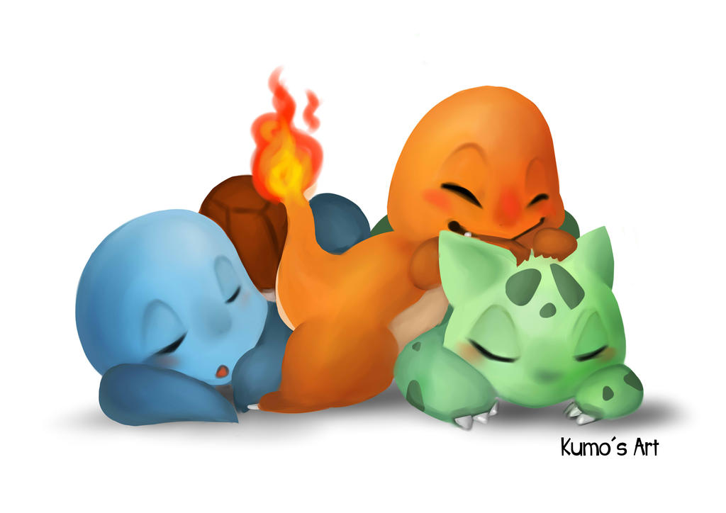 Pokemon Squirtle And Charmander Images