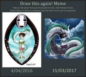Draw This Again Chihiro