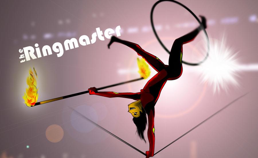The Ringmaster by kyleshark