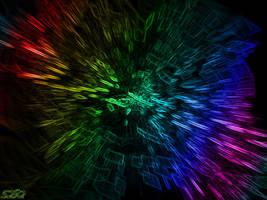 Rainbow Diffusion by 5292