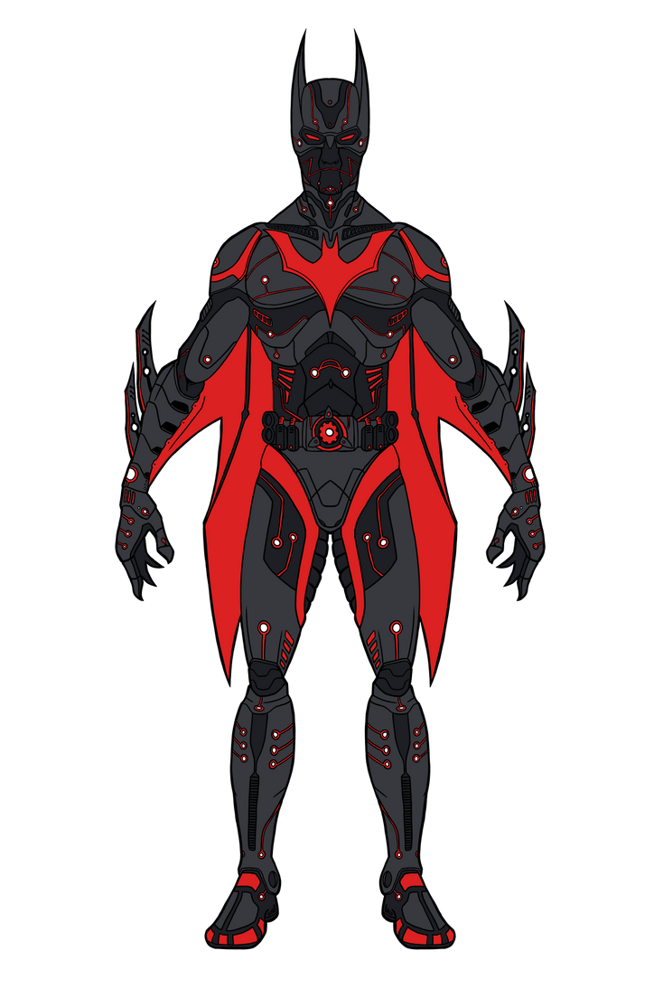 Batman Beyond by illustrationoverdose on DeviantArt