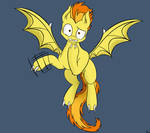 What?!....m'I bat? by Rapid9