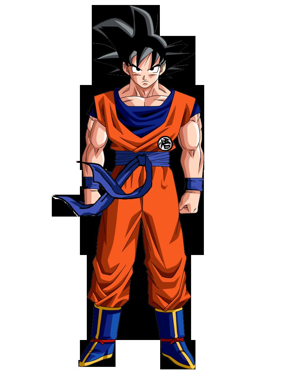 Dragon Ball Goku By A Vstudiofan On Deviantart