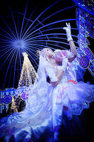 MACROSS FRONTIER -SHERYL NOME (WEDDING) by valture123