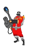 Completed Pixel Pyro by Sux2suk59