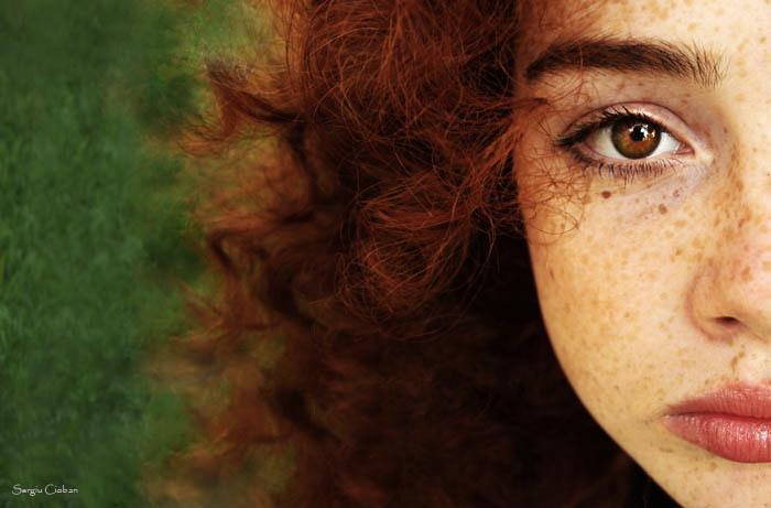 freckles III by Sssssergiu