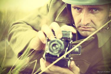 war photograph ... by Sssssergiu