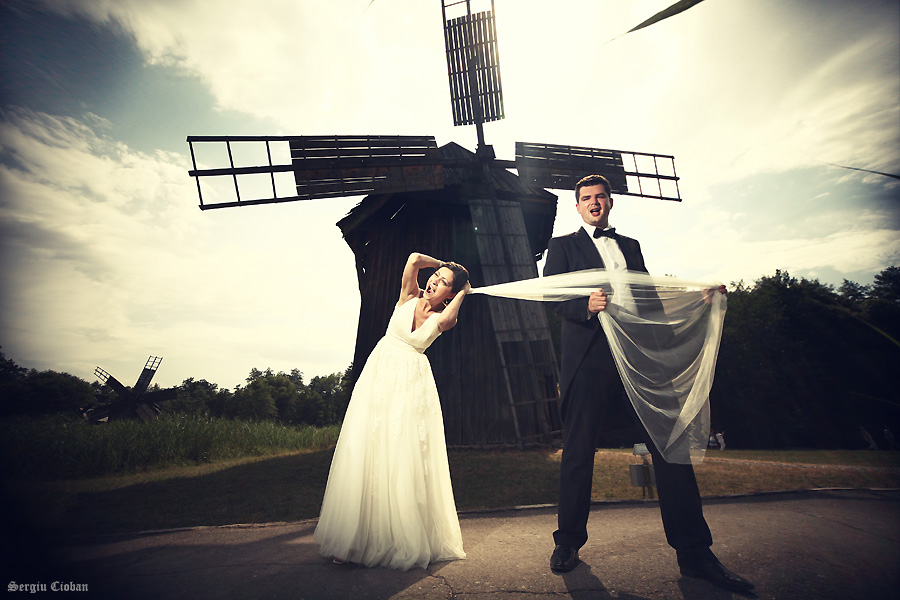 wedding photo by Sssssergiu