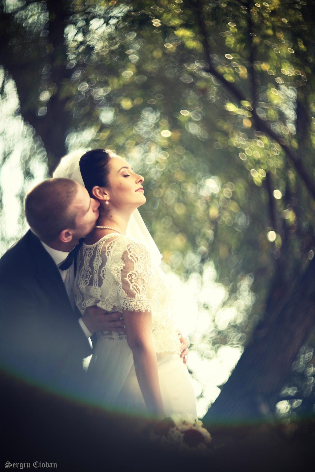 wedding photo by Sssssergiu