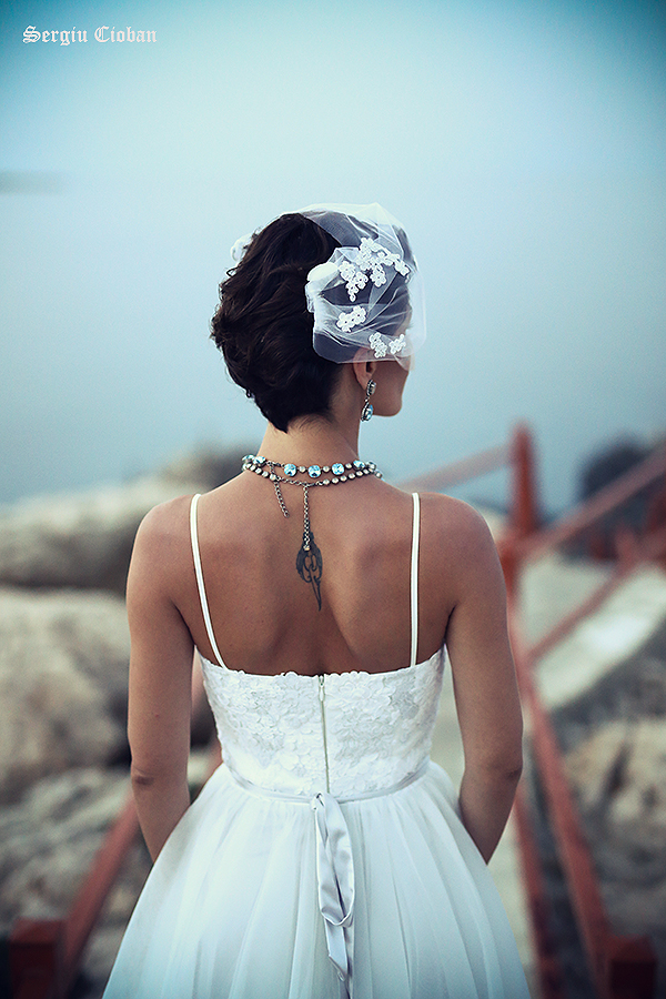 Cyprus Wedding Art Photography by Sssssergiu