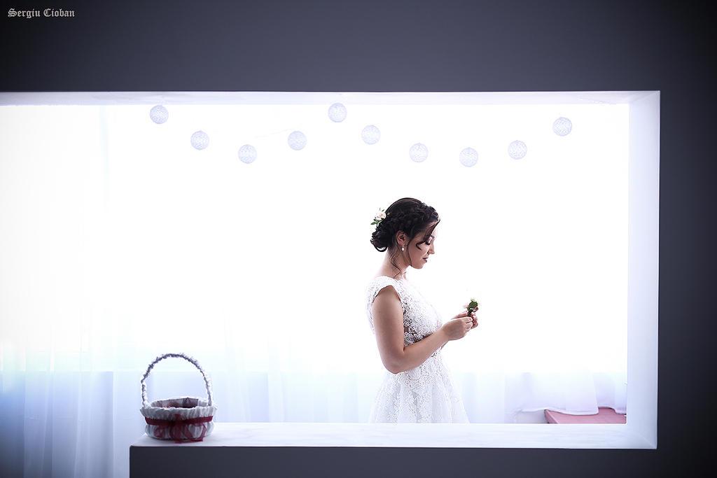 bride getting ready by Sssssergiu