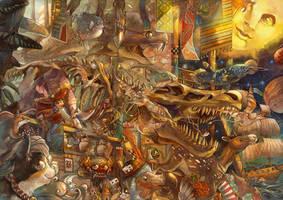 Imaginarium by ashiong