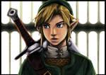 Zelda: Link Colored