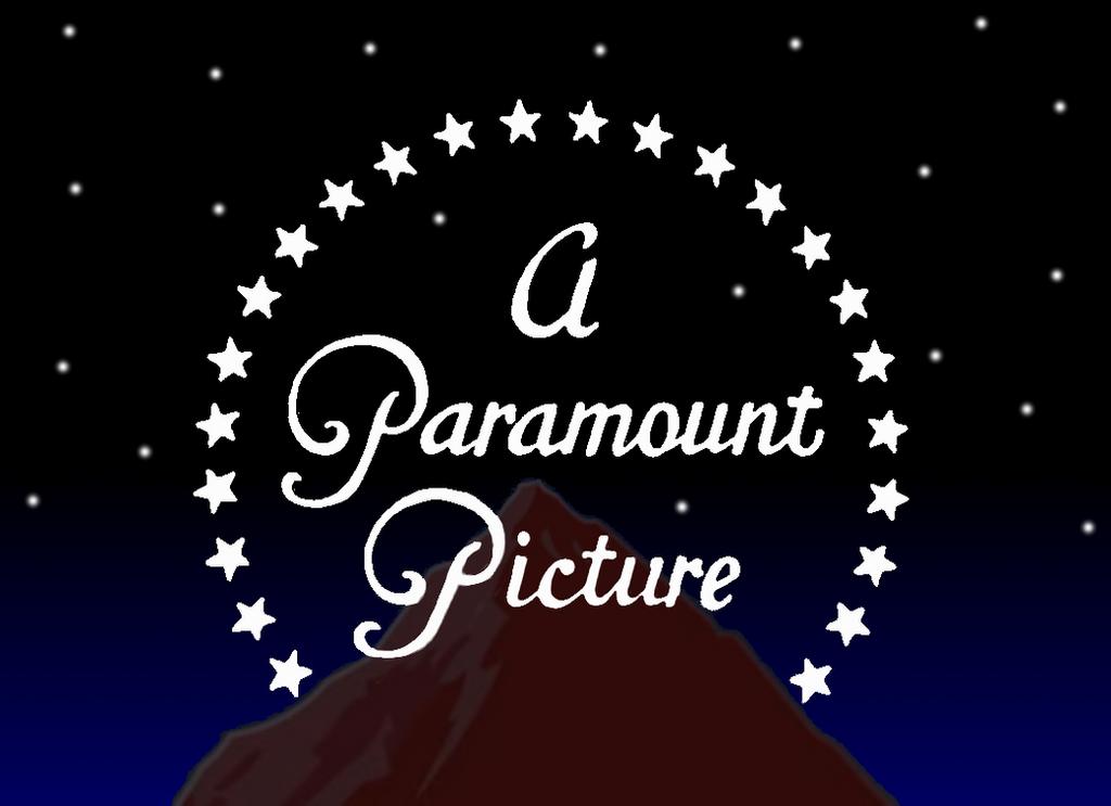 1945 Paramount Cartoon logo - Nighttime Version by MalekMasoud