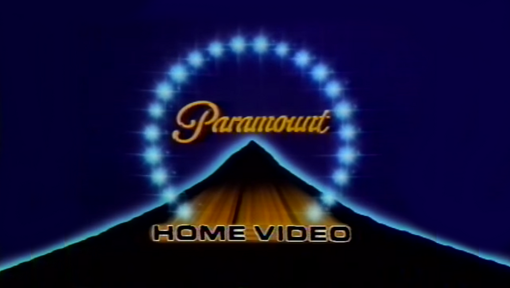 Paramount Home Video Logo 1980 1981 In HD By MalekMasoud