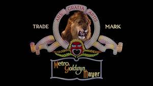 Metro-Goldwyn-Mayer logo (1934-1956) in HD