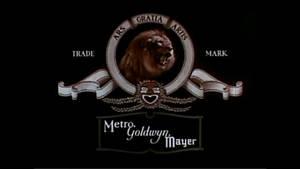 Metro-Goldwyn-Mayer logo (1932-1935) in HD