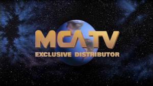 MCA TV (1990-1994) logo in HD