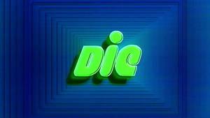DiC Vortex (1983-1987) logo in HD