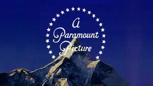 1945 Paramount Cartoon logo with 2002 Mountain by MalekMasoud