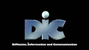 DiC Entertainment logo (full name/slogan below)