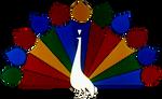 NBC Laramie Color Peacock (1962-1975)