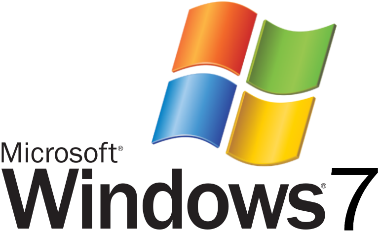 Microsoft Windows 7 Logo Xp Style By Malekmasoud On Deviantart