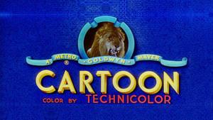 MGM Cartoons 1954-58 Cinemascope logo (16:9 ver.)