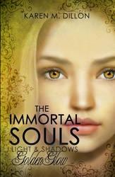Golden Glow Book Cover by Karen-Dillon
