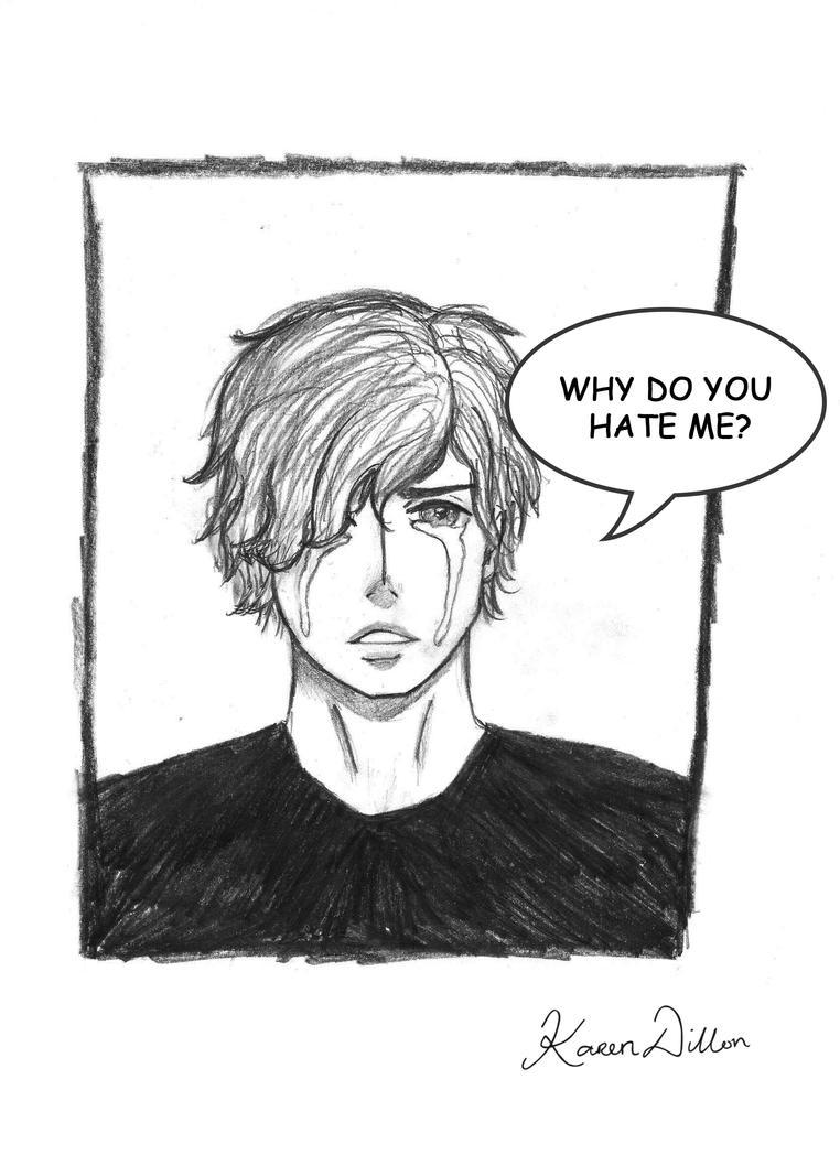 Sad Jack by Karen-Dillon
