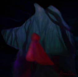 Little Red by Karen-Dillon