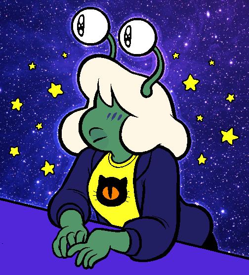 starry by effsie