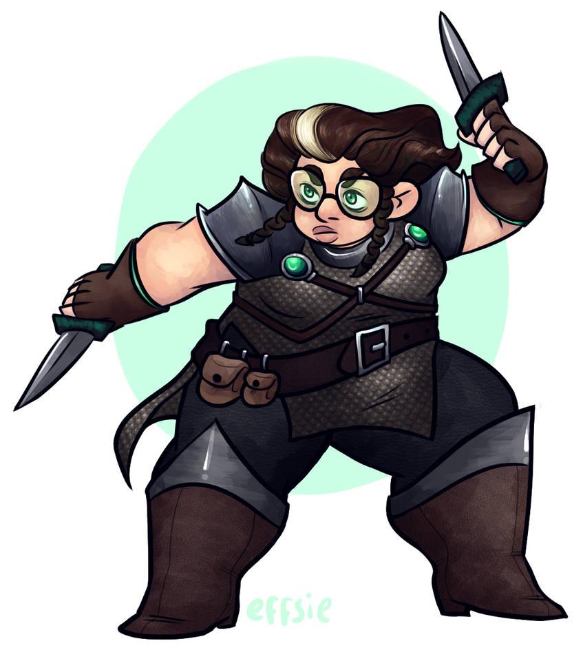 Dwarf by effsie