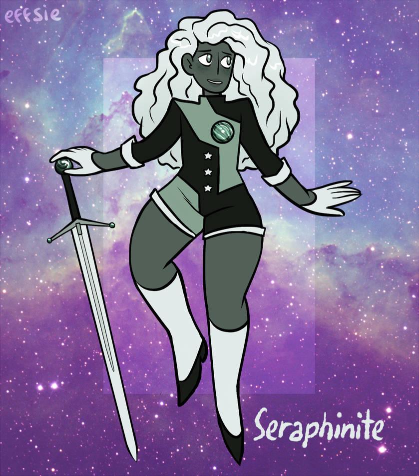 Seraphinite by effsie