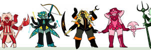 gemsona fusions by effsie