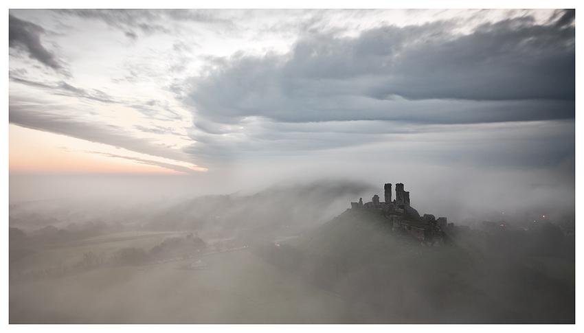 Corf Castle by SebastianKraus