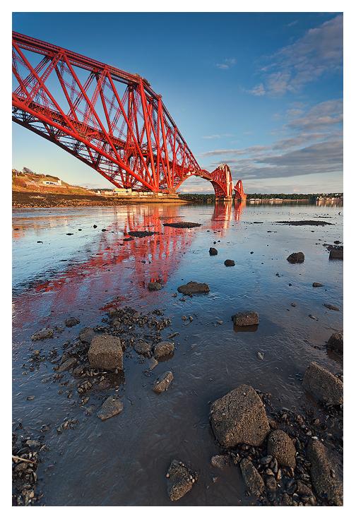 The Forth Bridge by SebastianKraus