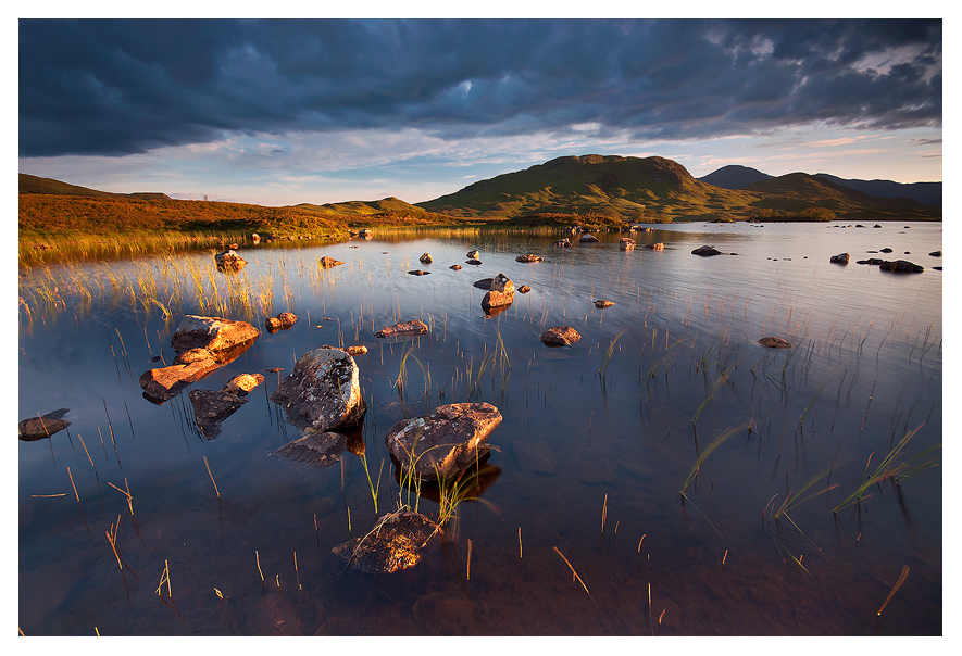 Loch Nah-Achlaise by SebastianKraus