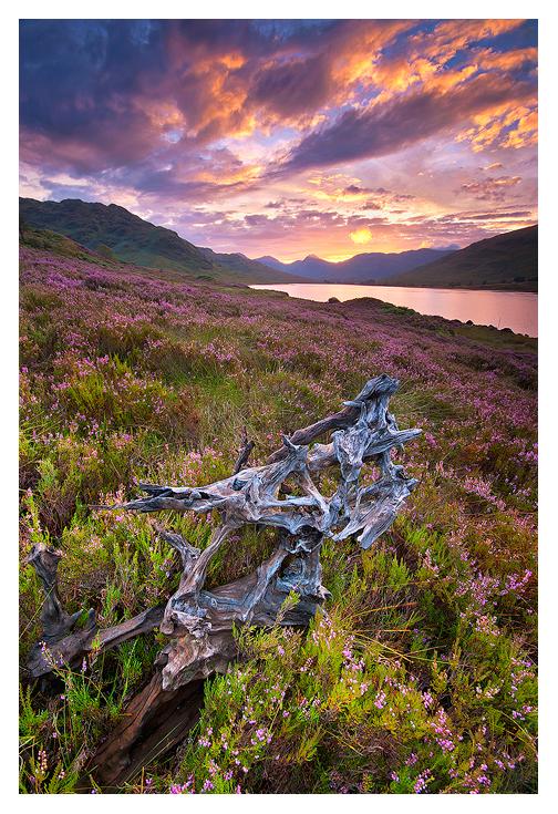 Loch Arklet by SebastianKraus
