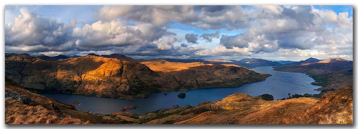 Loch Katrine by SebastianKraus