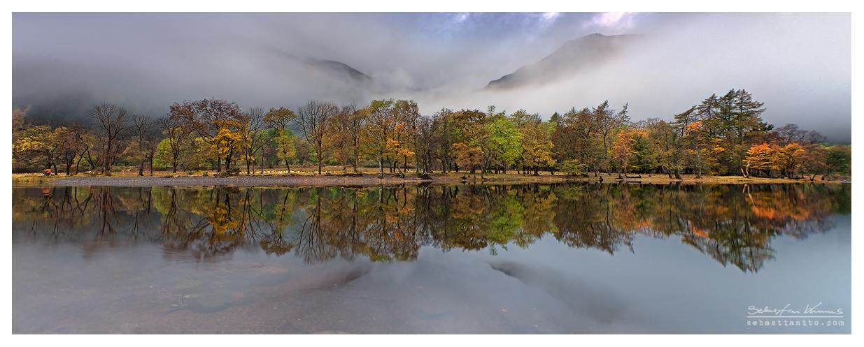 Loch Lubnaig by SebastianKraus